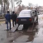 Спонсори дали Мельничуку нову машину
