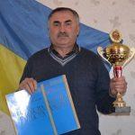Директор Ірпінської ДЮСШ став заслуженим працівником фізкультури і спорту