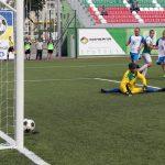 В Ірпені триває футбольна Ліга АТО