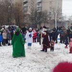 На окрузі Андрія Страховського зустріли Святого Миколая