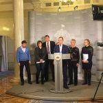Коцюбинська громада висловилася щодо СІЗО на брифінгу у Верховній Раді України