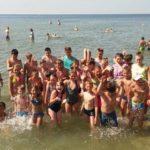 Пів сотні ірпінських дітей оздоровляються в Скадовську