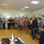 В Ірпені відкрилася виставка про історію Київщини