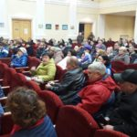 У Коцюбинському тривають збори громади