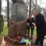 В Ірпені вшанували учасників ліквідації аварії на ЧАЕС