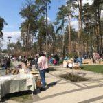 В Ірпені пройшов фестиваль для бізнес-матусь