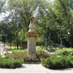 Володимир Карплюк презентував другу відеорозповідь про парк Письменників