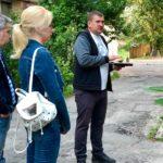 В Ірпені продовжують дбати про благоустрій прибудинкових територій